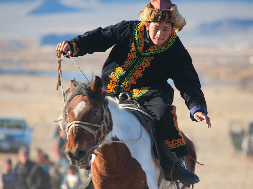 Les moyens de transport en Mongolie?