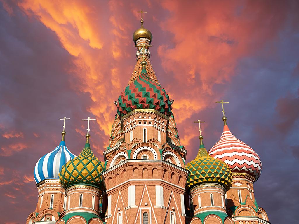 Lieux à visiter en Russie