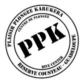 Faites de la plongée en Guadeloupe à Malandure avec PPK Plongée!