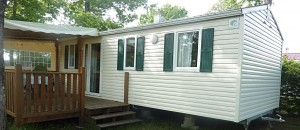 mobil home 8 personnes