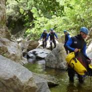 Découverte des Pyrénées orientales et du canyoning