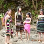 MondulkiriTerrain des minorités ethniques et cascades BouSraau Cambodge