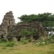 Le temple de Banteay Chhmarau Cambodge : Célèbre pour ses visages