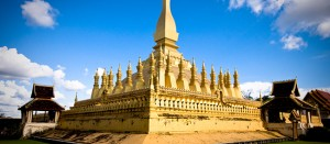 Pha That Luang, Laos' most important national monument