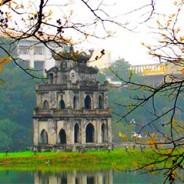 Visite Hanoi, la ville de paix et de choses simples