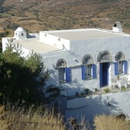 Vacances à Tinos dans les Cyclades