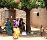 Le Bouamou, la vie au village