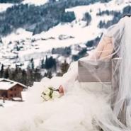 Un mariage parfait à la montagne