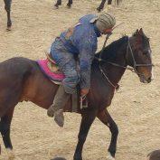 Koupkari (Bouzkachi) – le sport traditionnel des nomades