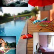 Chambres d'hotes Ecully et gite piscine proche de Lyon – Bonheur Boheme