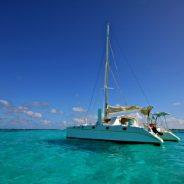 Location de catamaran avec skipper en Martinique