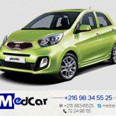Med Car meilleur agence de location de voitures en Tunisie
