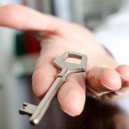 La remise des clés qui vous fait gagner du temps !