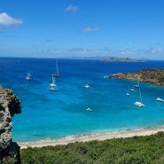 Croisière dans les Caraïbes depuis Saint Barthélémy