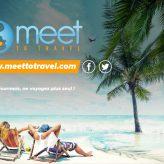 Trouver un compagnon de voyage et un bon plan sur Meet To Travel