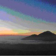 L'ascension du Mont Batur