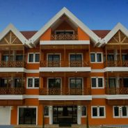 L'hôtel Plumeria Antsirabe