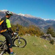 Vtt enduro Traversée des Alpes du Sud