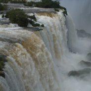 Les Chutes d'Iguazú côté Brésilien